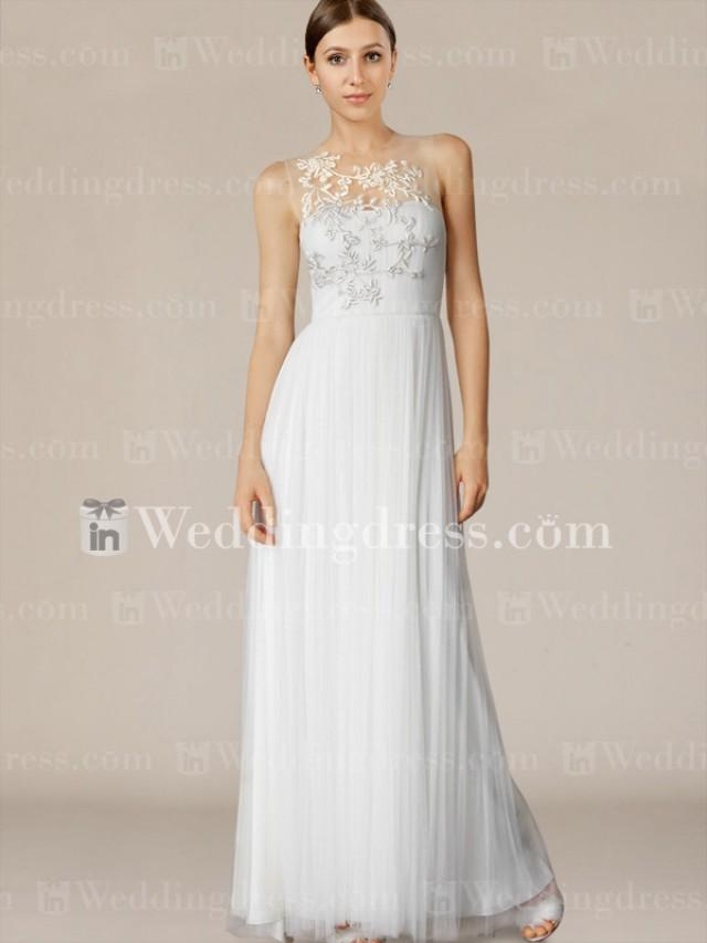 Summer wedding gown 2176999 weddbook for Summer dresses for weddings