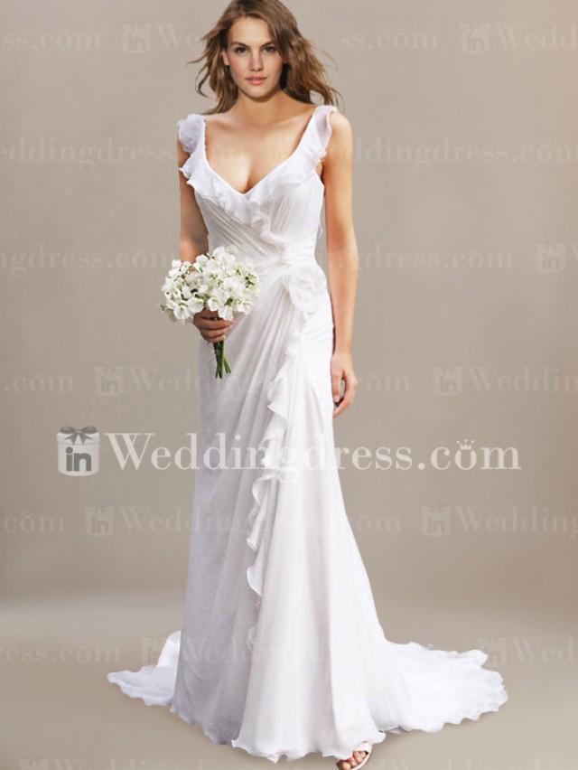 wedding photo - Buy beach bridal gowns
