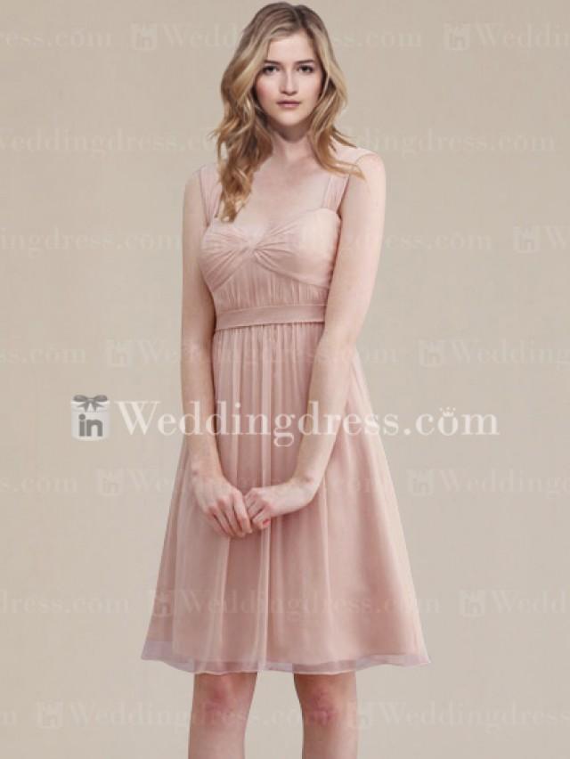 wedding photo - Chiffon Bridesmaid Dress