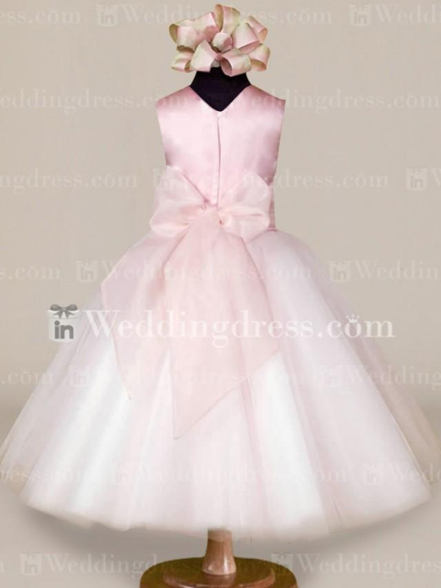 wedding photo - Budget Flower Girl Dresses
