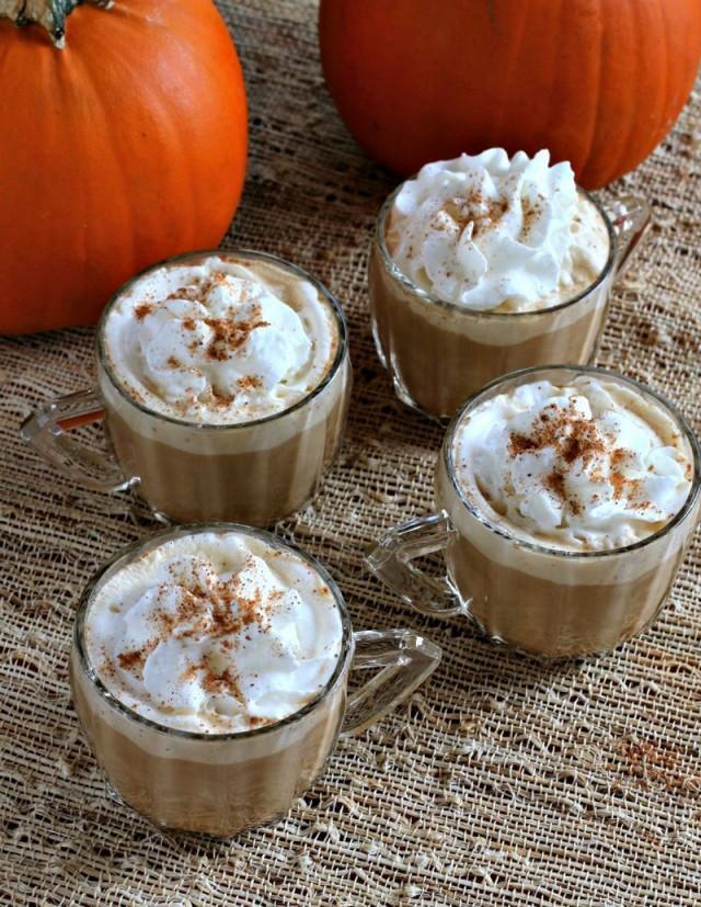 How To Make Pumpkin Spice Latte - Cooking - Handimania - Weddbook