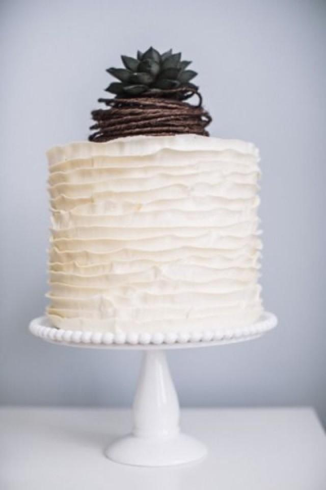 Decorate Cake With Real Roses : Cake - Decorating Cakes With Real Flowers #2177276 - Weddbook
