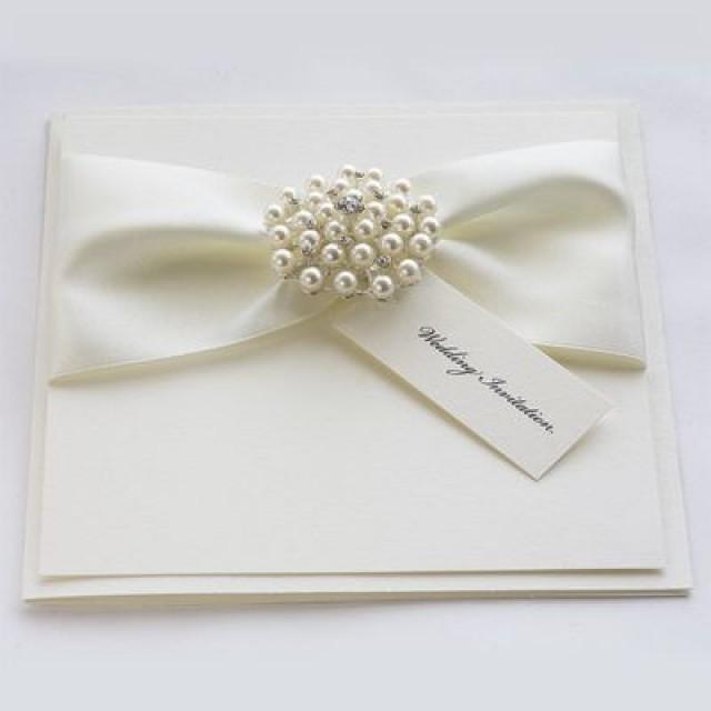 Pearl Weding Invitations 016 - Pearl Weding Invitations