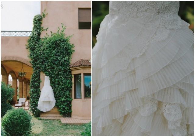 f534a59023e6 Beautiful Night Time Wedding In Morocco - Weddbook