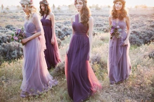 460ec92115b Romantic Bridesmaids Dress Style From Nordstrom - Weddbook