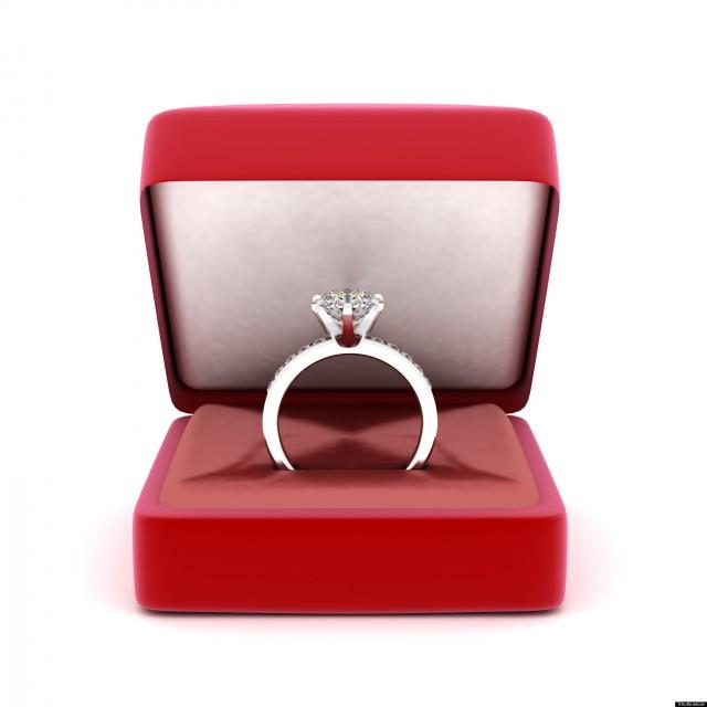 There Are 99 Problems With Marriage But The Size Of An Engagement Ring Is Not One Weddbook