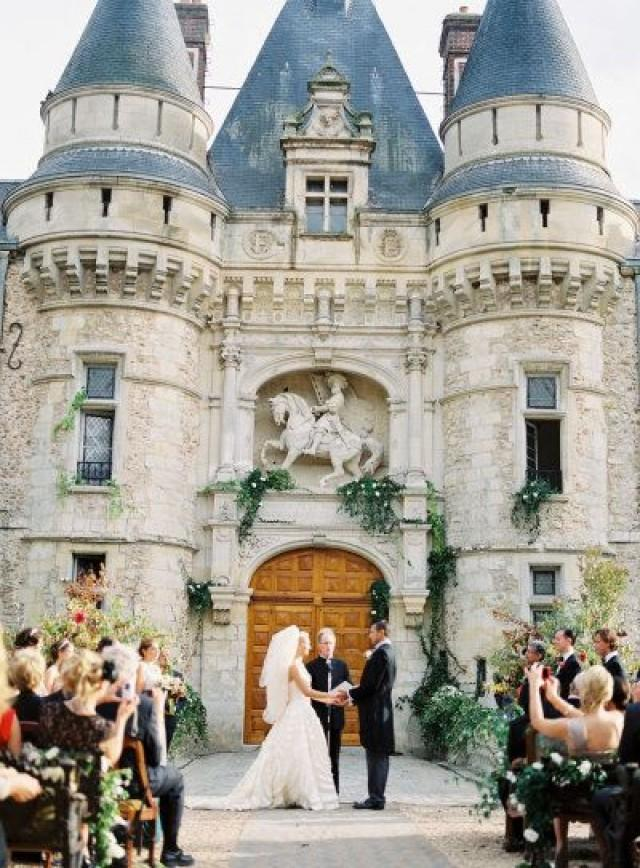 wedding photo - Dream Wedding! Chateau D'Esclimont In France