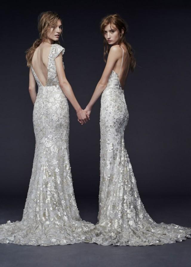 Vera wang fall 2015 wedding dresses weddbook for Where to buy vera wang wedding dresses