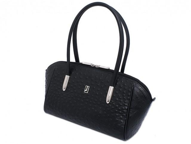 wedding photo - JJ Fashion's Women Soft Leather Double Handle Shoulder Bag