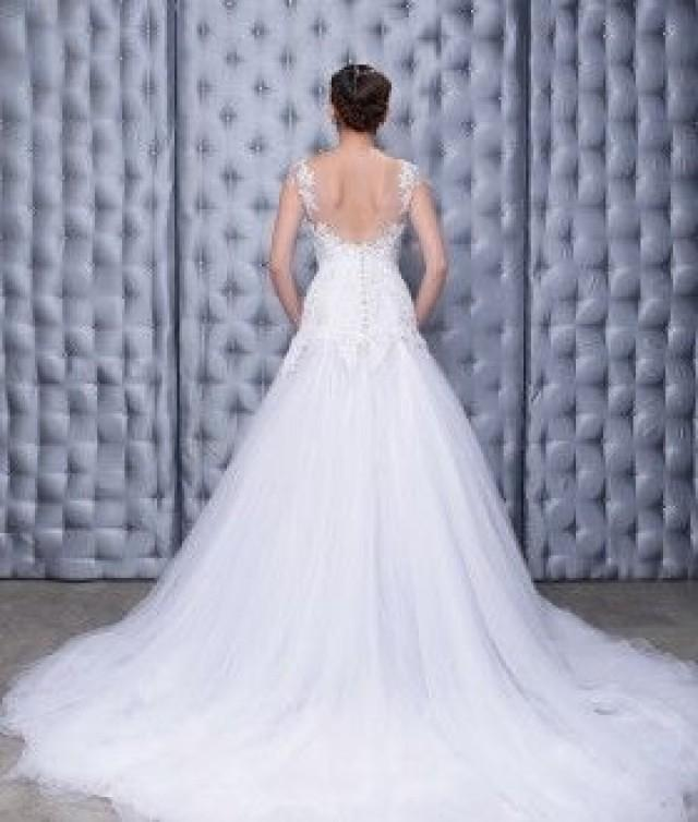 r ckenfreie kleider backless wedding gowns 2183439 weddbook. Black Bedroom Furniture Sets. Home Design Ideas