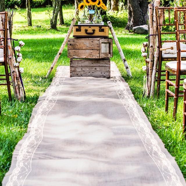 ceremony wedding aisle runner