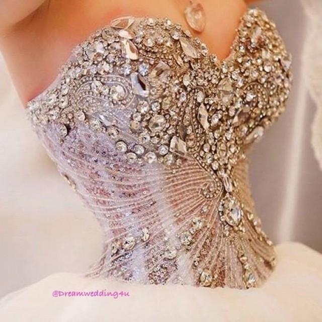Свадебные Платья С Стразами