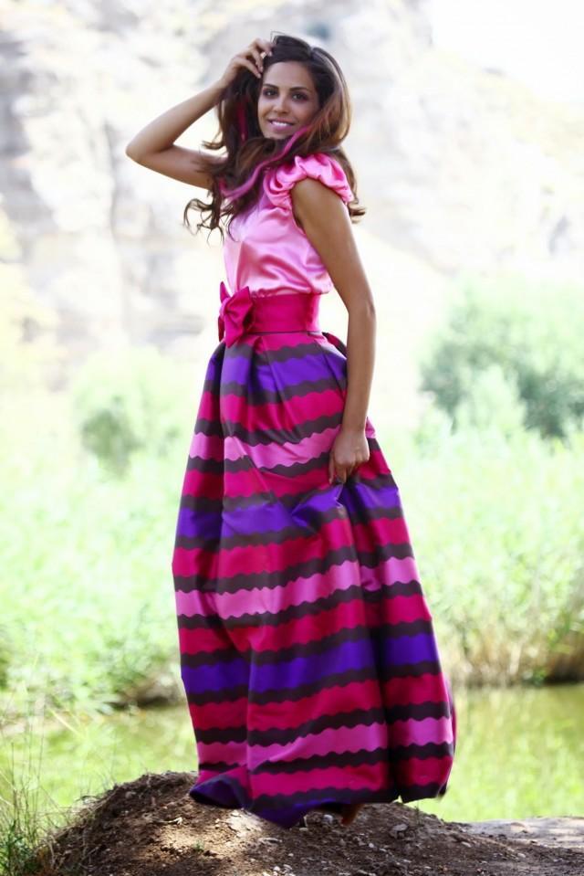QUIERO UNA BODA PERFECTA: Faldas Abullonadas Para Novias E Invitadas ...