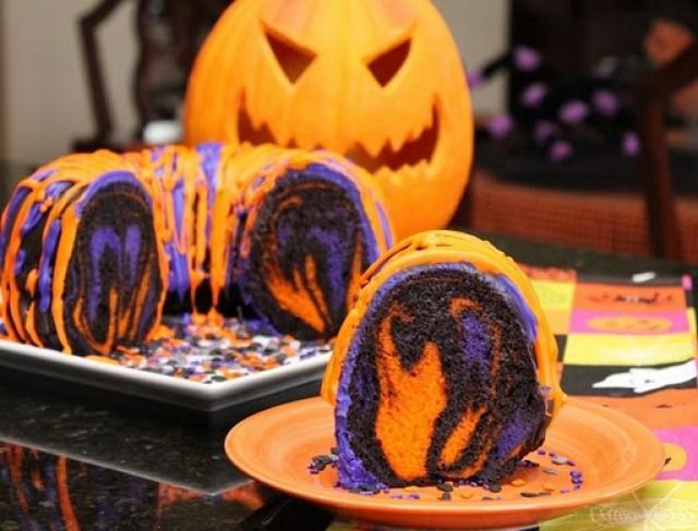 wedding photo - Halloween cake ideas