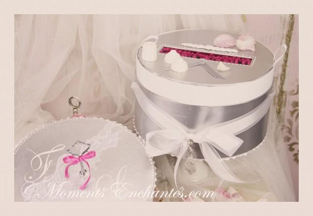 wedding photo - Urne mariage ou coffret des mariés