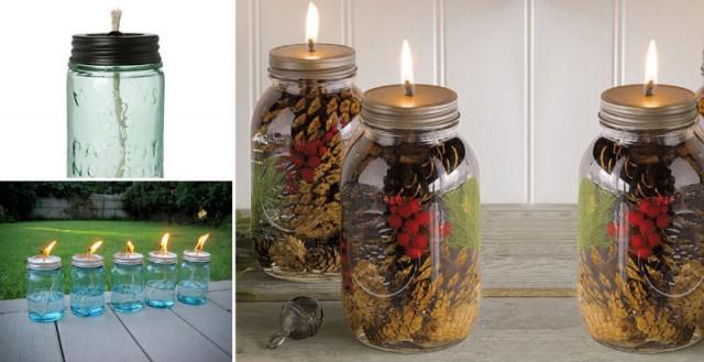 How To Make Olive Oil Lamp Diy Crafts Handimania