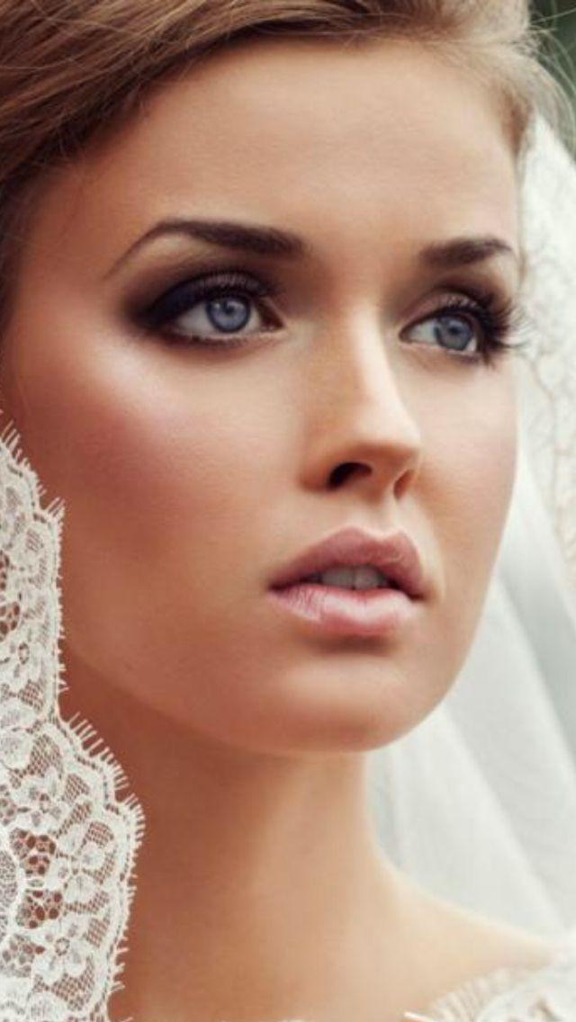 Pictures Of Wedding Day Makeup : Makeup - Bride With Sass Wedding Day Makeup #2188878 ...