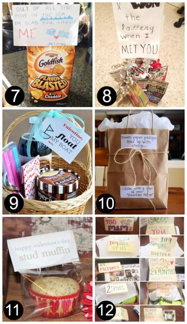 Rock N Roll Wedding Gift Ideas : DIY - 50 Just Because Gift Ideas For Him! #2188988 - Weddbook