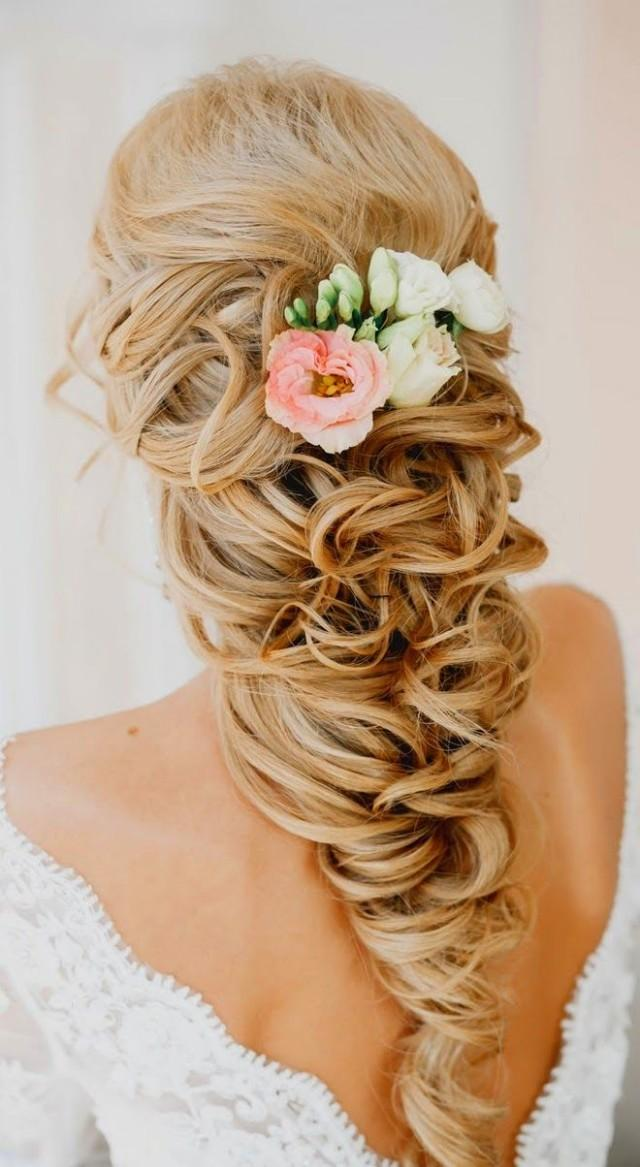 wedding photo - Elegant Wedding Hair Trends
