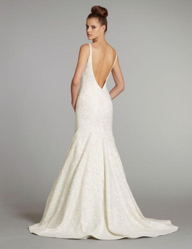 Backless dresses backless wedding gowns 2193894 weddbook for Backless wedding dress bra