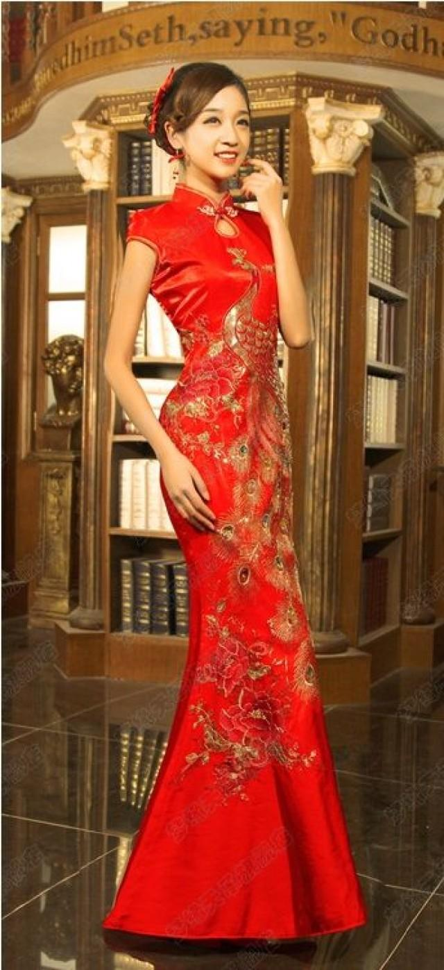 Chinese Wedding Dress Qipao Kwa Cheongsam 20 Latest
