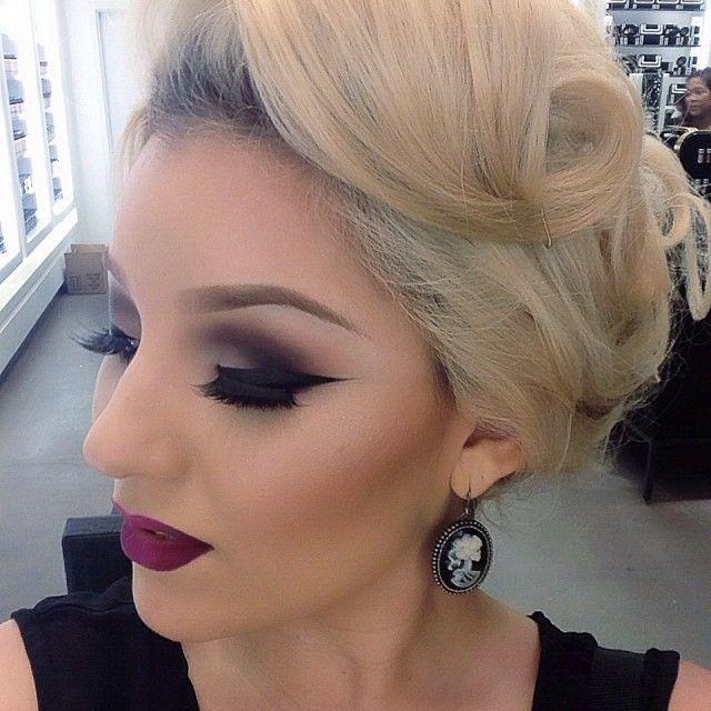 Makeup - Bride With Sass Wedding Day Makeup #2195018 ...
