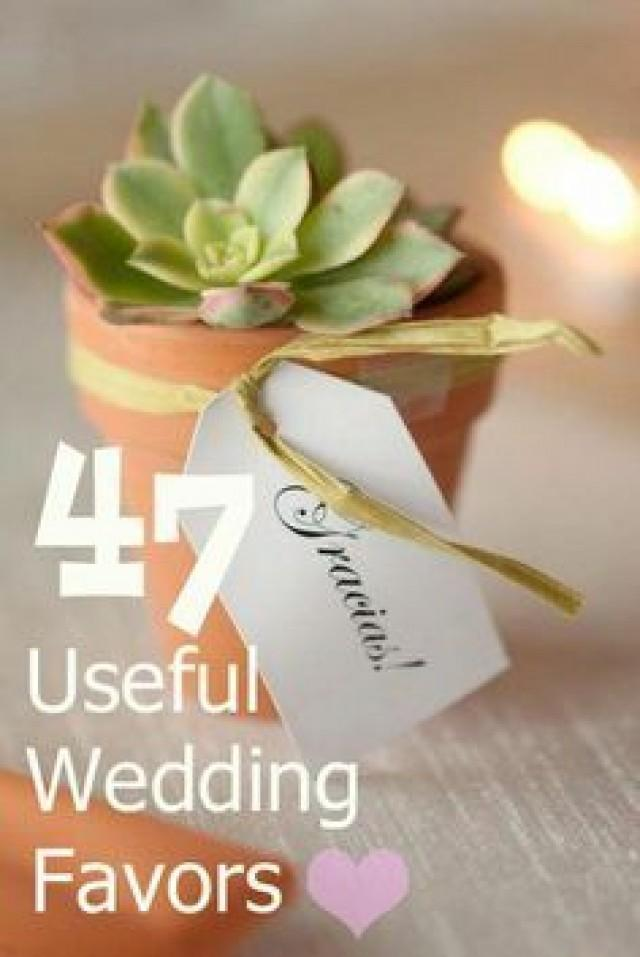 45 wedding favors your guests will actually use 2195681 weddbook