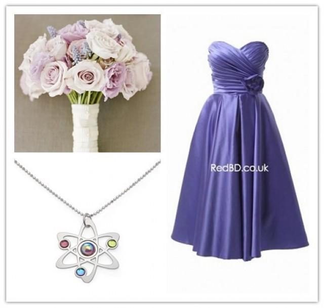 wedding photo - Lilac Bridesmaids