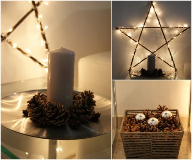 Decoraci n para navidad diy weddbook - Diy decoracion navidad ...