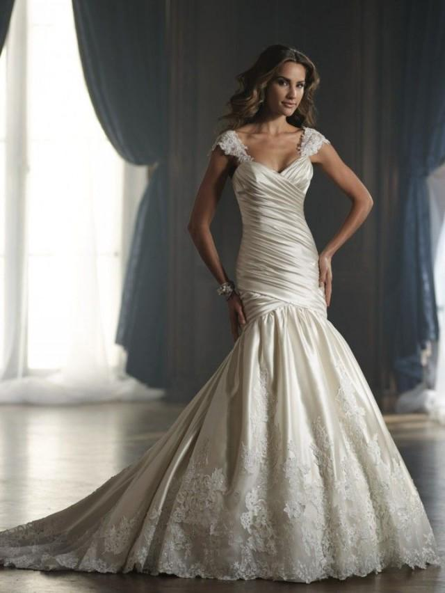 Ideas 25 the most gorgeous wedding dresses 2199126 for Most gorgeous wedding dresses