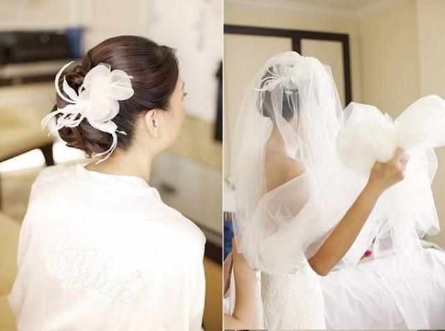 wedding photo - Head Pieces