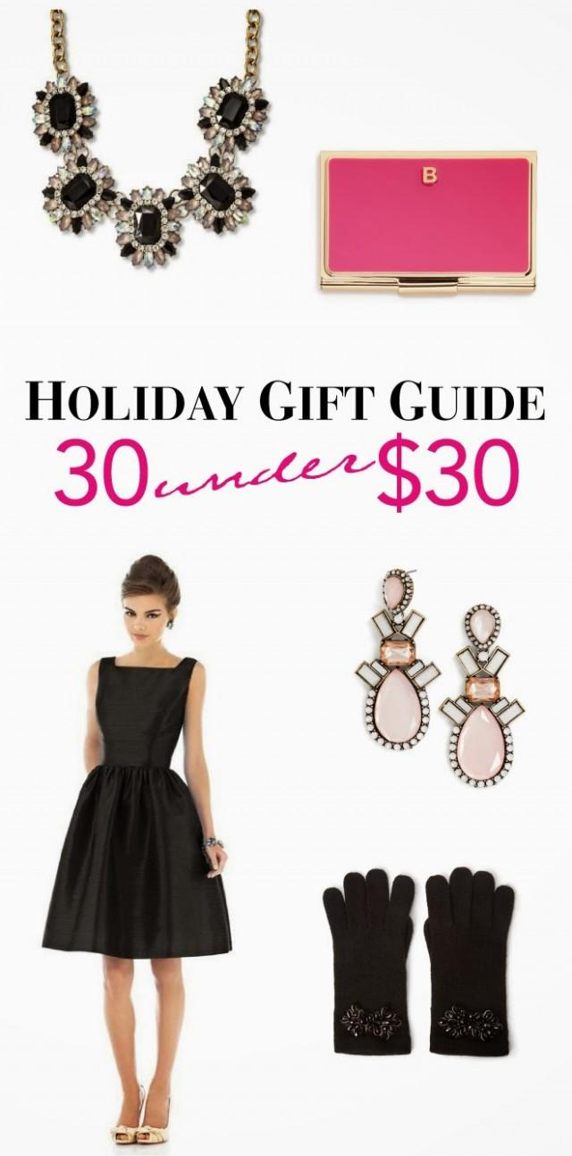 Thoughtful Wedding Gift Ideas Under USD30 : Holiday Gift Guide: 30 Under USD30 - Belle The Magazine . The Wedding ...