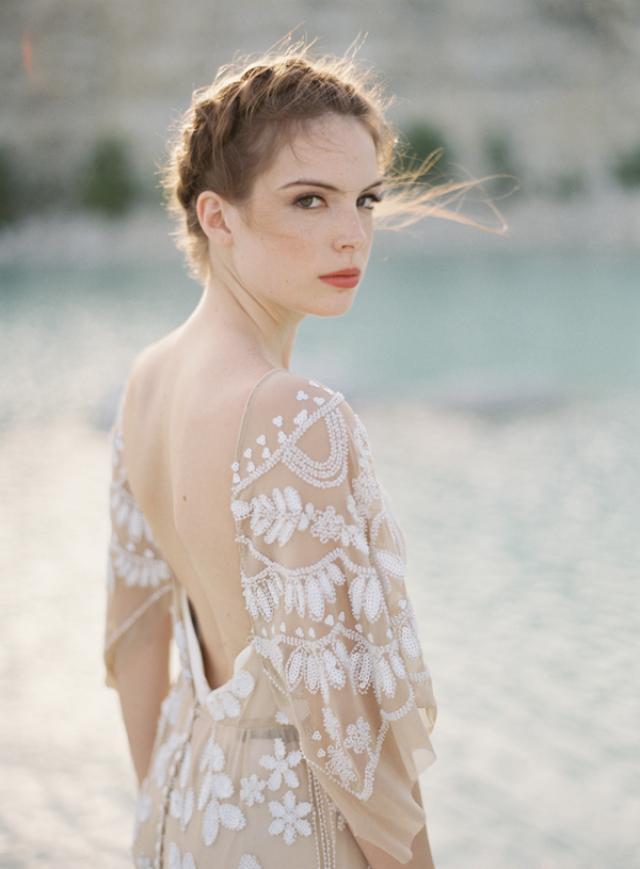25 Best Wedding Hairstyles For A Fine Art Bride Weddbook