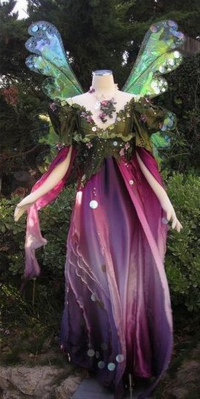 Faery Midsummer Night39s Dream Wedding Inspiration 2201015. SaveEnlarge · The Beautiful Fairy Costume & Beautiful Fairy Costume - Meningrey