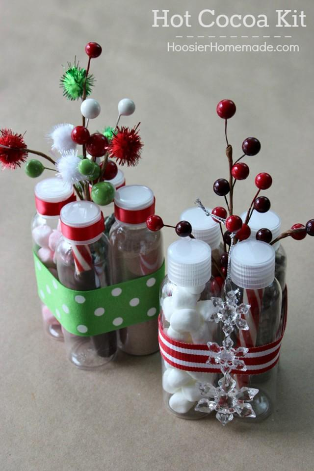How To Make Hot Cocoa Kit - DIY & Crafts - Handimania ...