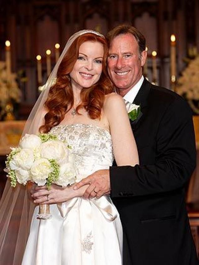 Jordan cross wedding