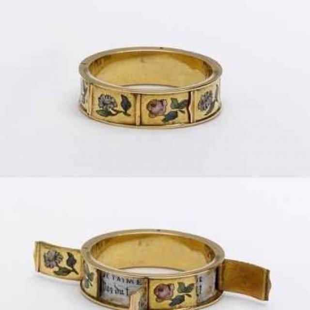 Amazoncom Vintage Style Wedding Rings