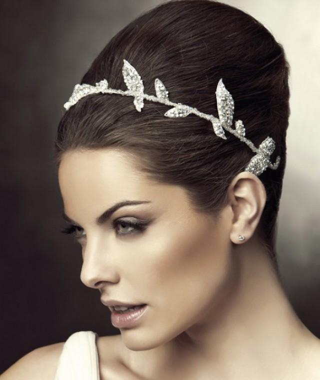 top 10 des headbands pour compl ter votre look de mari e avec chic robes d co. Black Bedroom Furniture Sets. Home Design Ideas