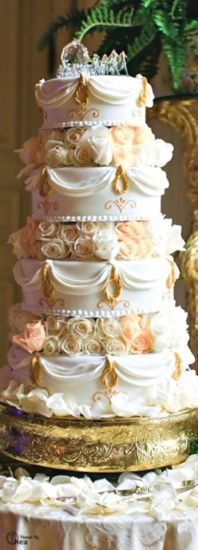 wedding photo - Dreamy Wedding Cakes