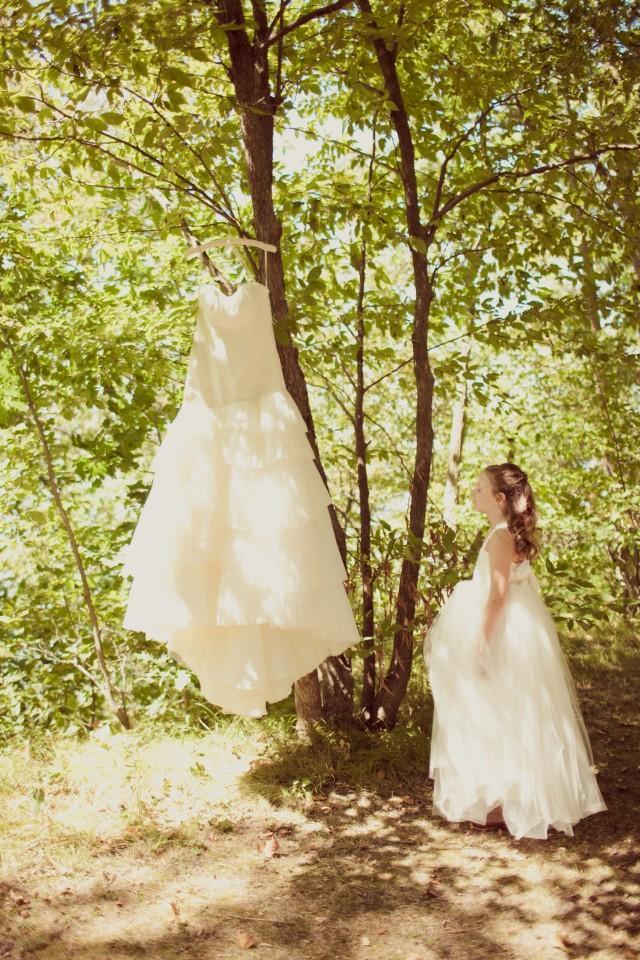 wedding photo - La de da photography