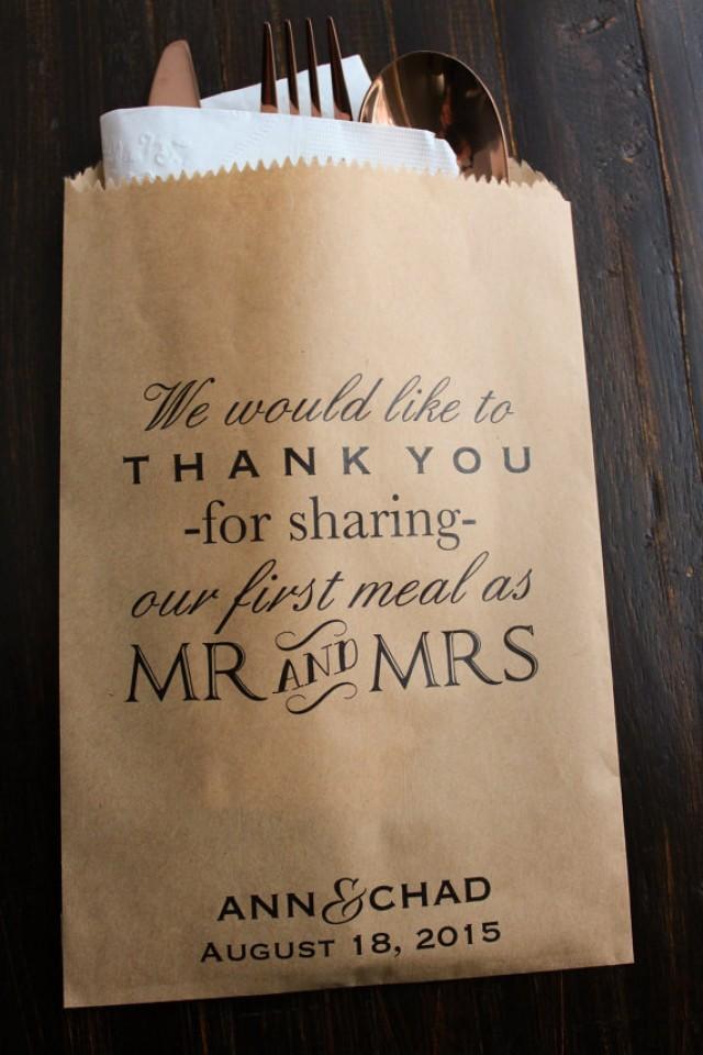 Wedding Favor Bags-Candy Buffet Bags-Wedding Bags ...