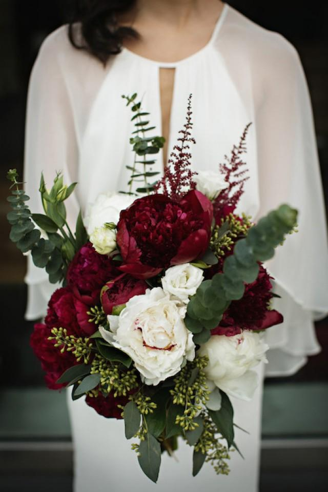 7 Winter Wedding Bouquets Intimate Weddings Small Blog Diy Ideas For And Real Weddbook