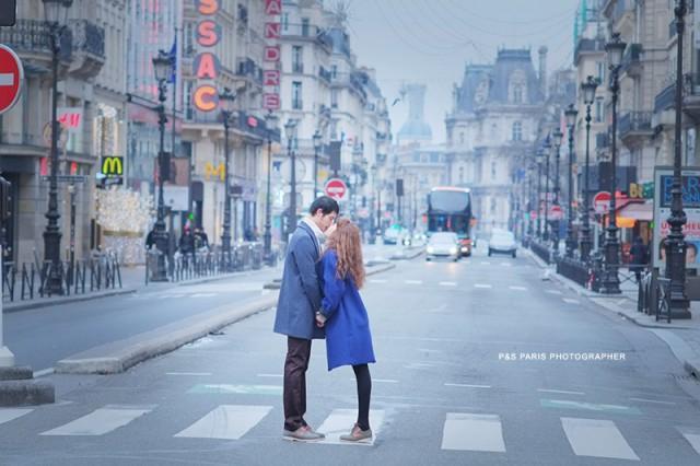 wedding photo - PS Paris Photographer