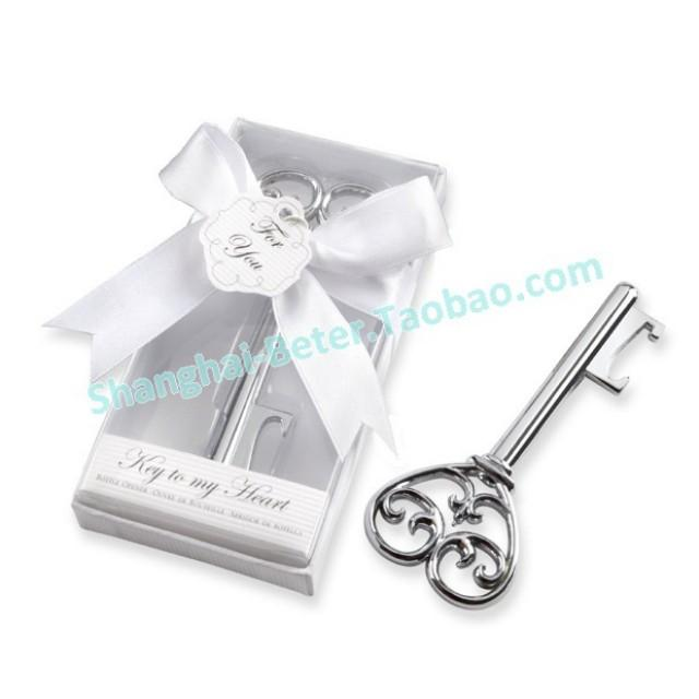 Wedding favor ideas key bottle opener wedding favor for Bottle opener wedding favor