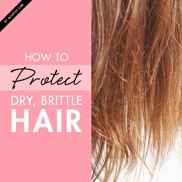 How To Protect Dry, Brittle Hair - Weddbook