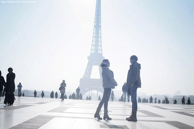 wedding photo - P&S Paris Photographer