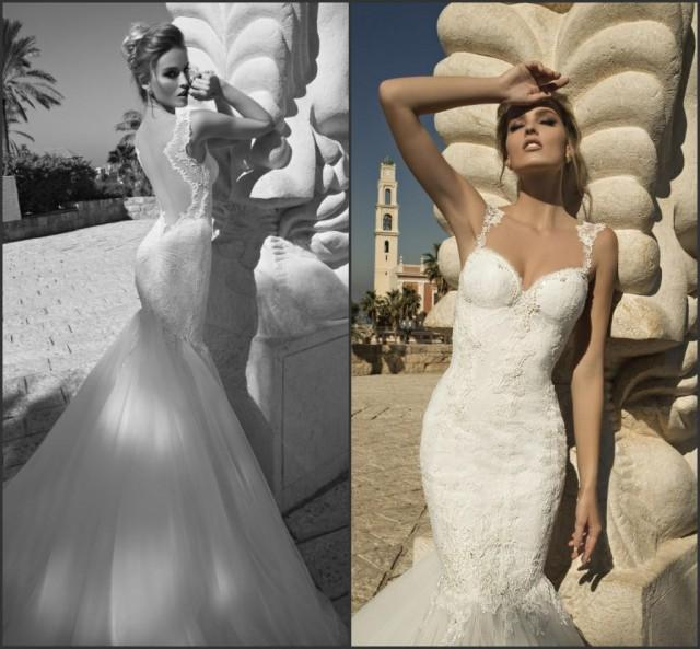 Cheap 2015 wedding dresses discount newest galia lahav for Backless wedding dress bra