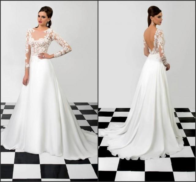 Wholesale Modest Wedding Dresses 115