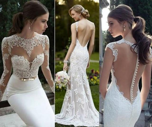 wedding photo - Gorgeous Wedding Dresses