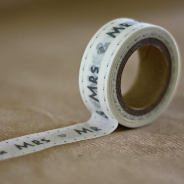 10 ideas para decorar tu boda con washi tape bodas con - Ideas para decorar con washi tape ...